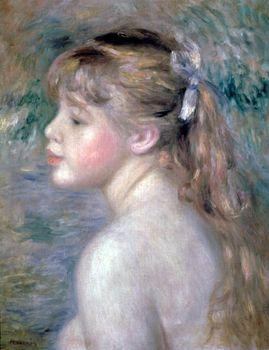 Head of a child, Auguste Renoir