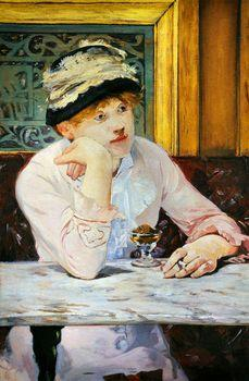 The Plum, Manet