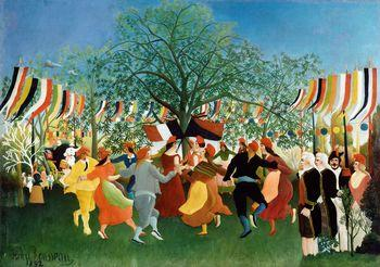 A Centennial of Independence, Rousseau