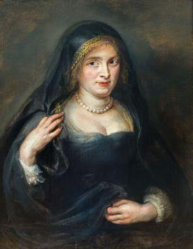 Portrait of a Woman, Probably Susanna Lunden, Rubens